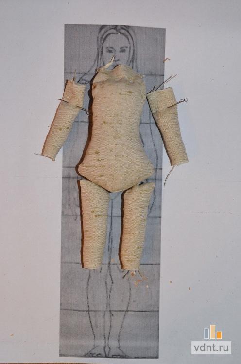 кукла ручной работы мастер-класс