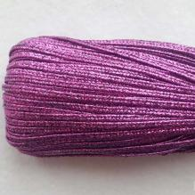 Турецкий сутаж металлик теино-лиловый (45)