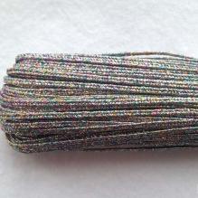 Турецкий сутаж металлик радужное серебро (50)
