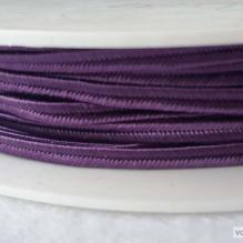 Сутаж чешский фиолетовый (7)