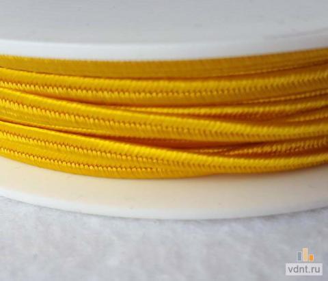 Сутаж чешский желтый (13)